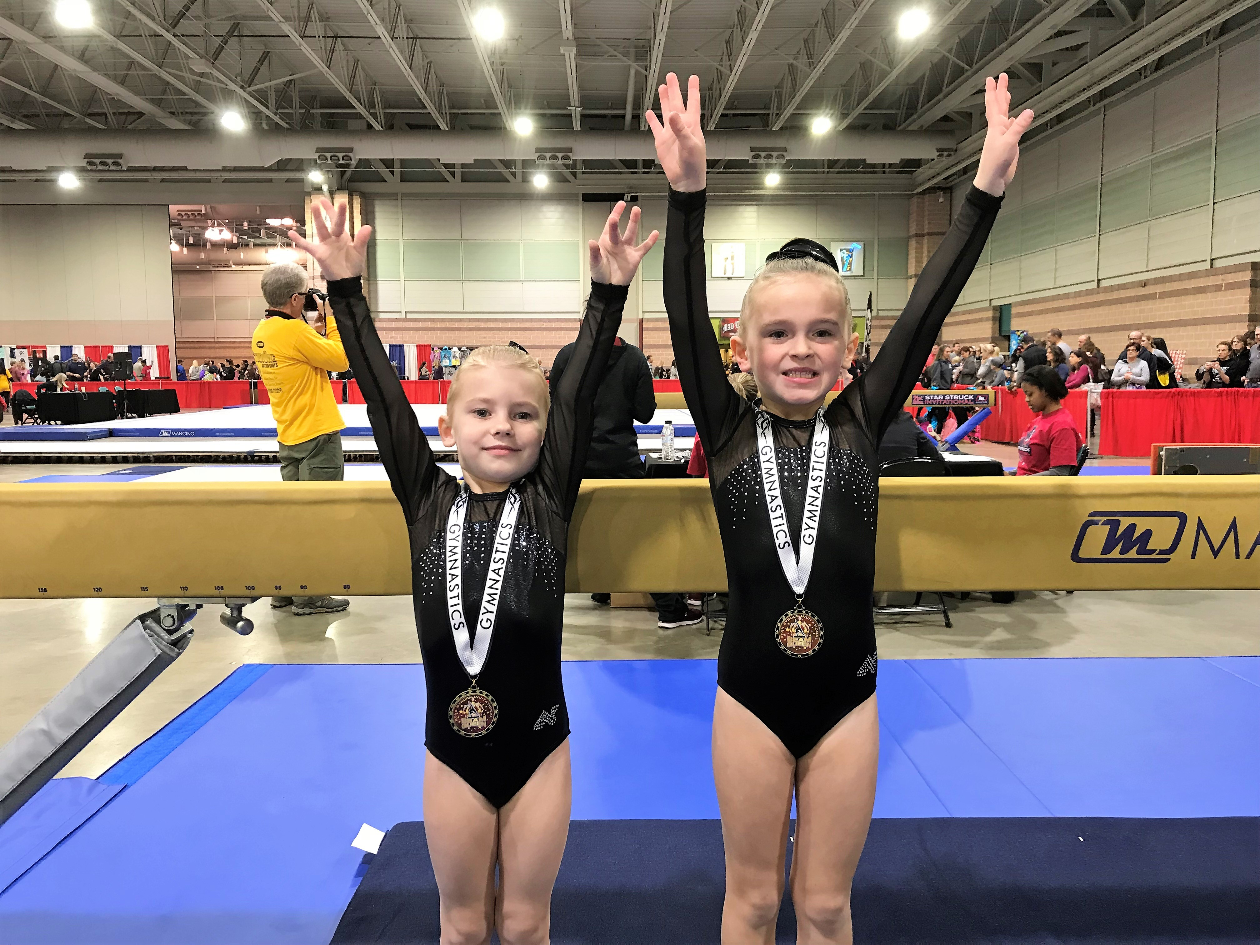 Local Youth Gymnast Excels At Competition Coast Sports Today